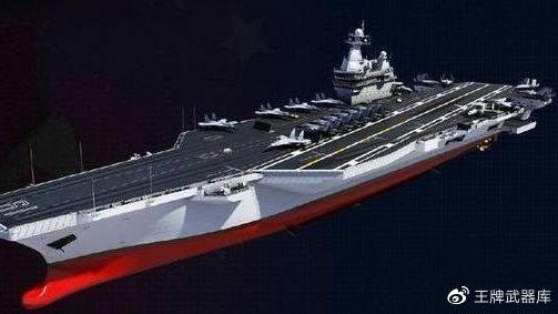 好消息!003型航母加速建造,采用电磁弹射,配下一代隐身舰载机