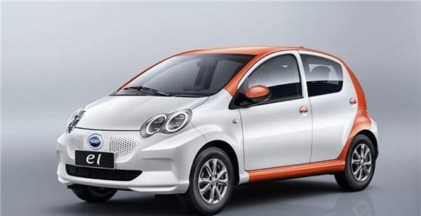 外观小巧可爱的这几款国产纯电动车,只要7万元!通通都是你的!