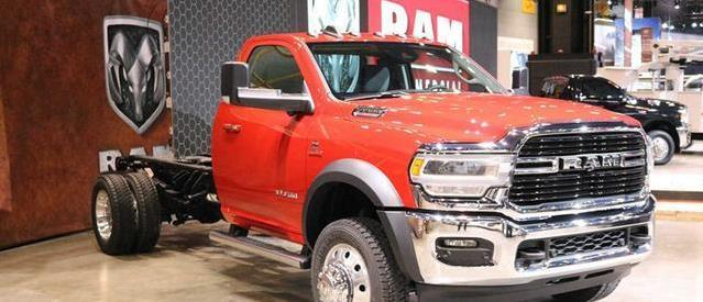 道奇全新Ram车型,霸气堪比福特猛禽,搭载两款动力