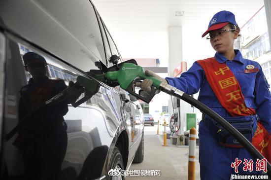 私家车加满一箱油省6元