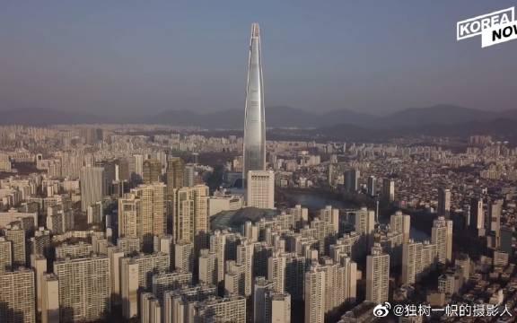 非常发达的第一大城市——首尔,首尔的经济十分发达