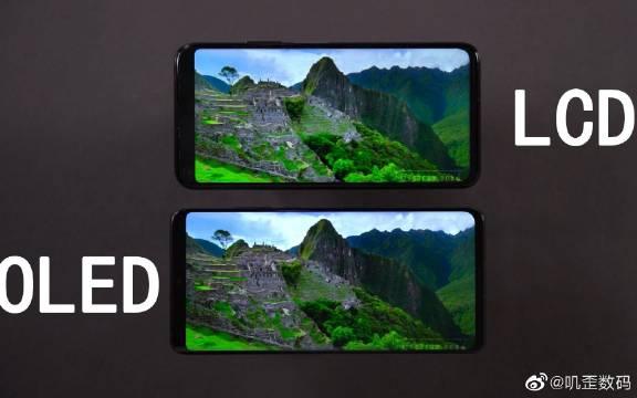 荣耀20 Pro屏幕对比华为P30 Pro,LCD和OLED之间我到底该选谁?