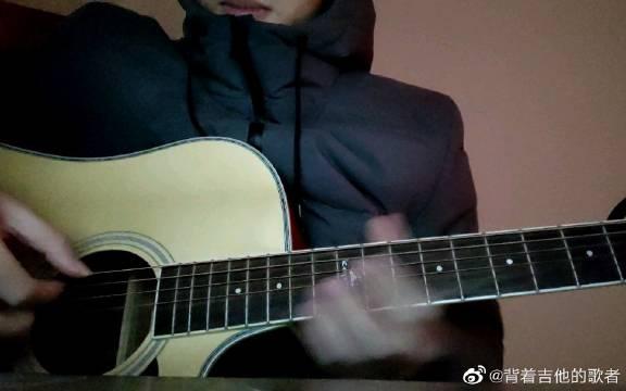史上最难指弹吉他曲,小伙双手弹出了虚影