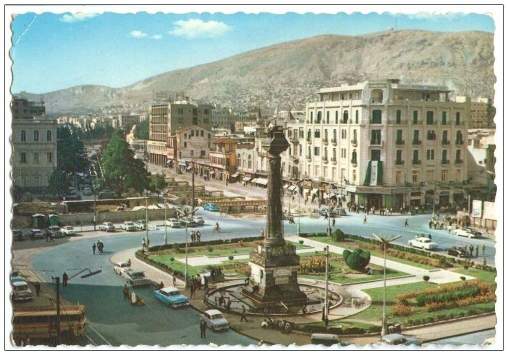 1958年至1963年的叙利亚代尔祖尔、大马士革和阿勒颇