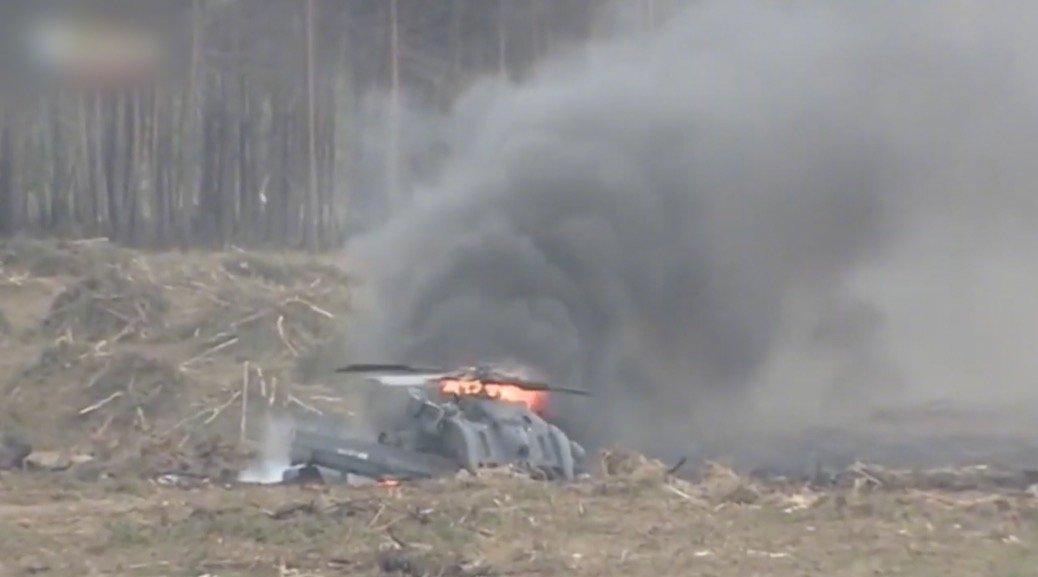 俄罗斯米28坠毁,2人丧生,最近直升机空难有点多