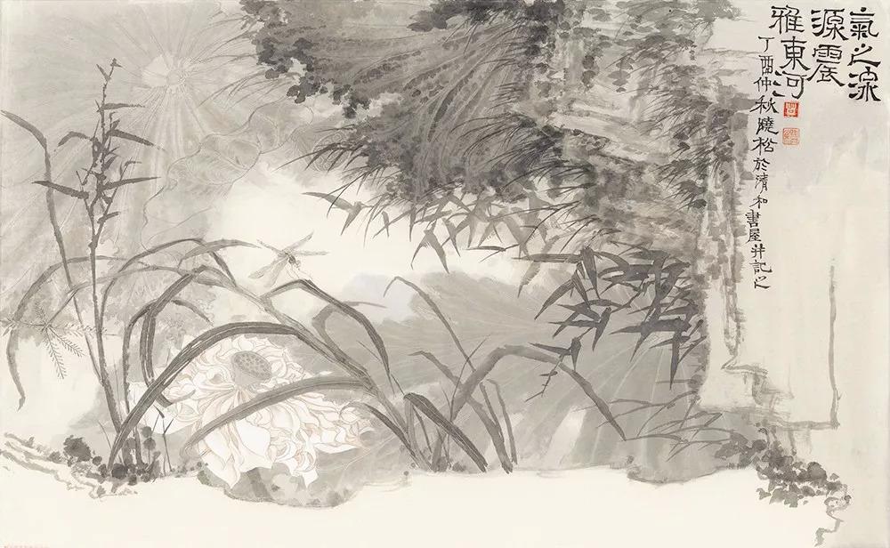 陕西省美术博物馆:花间逸趣 · 当代中国花鸟画系列展