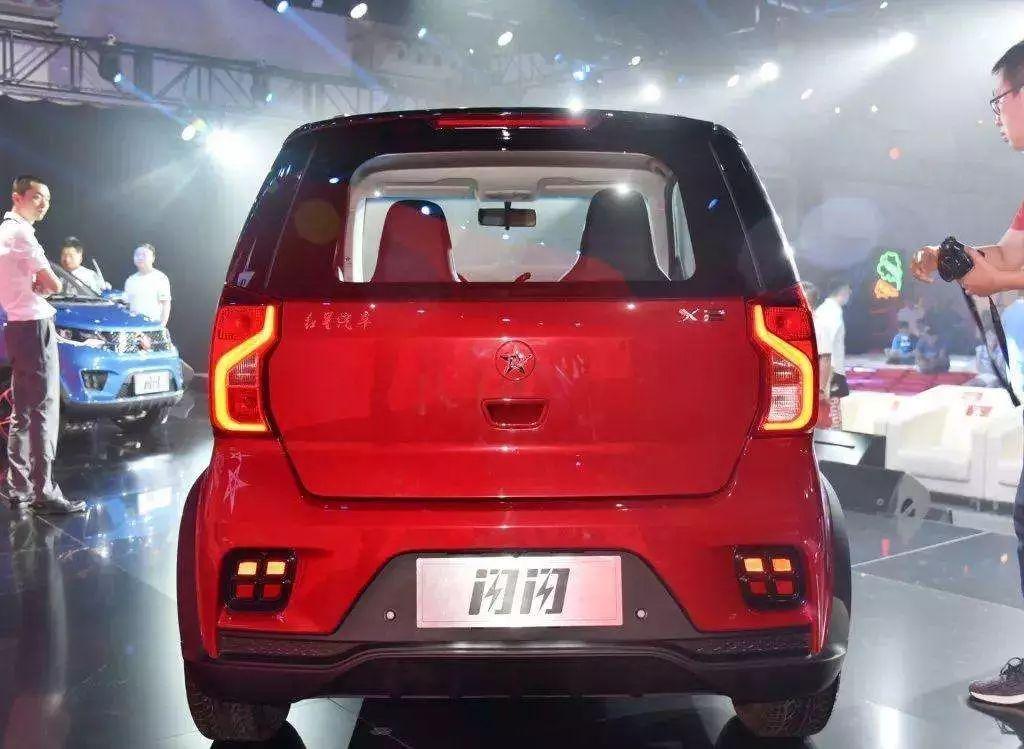 创造微型纯电SUV?红星造车是创造的造!