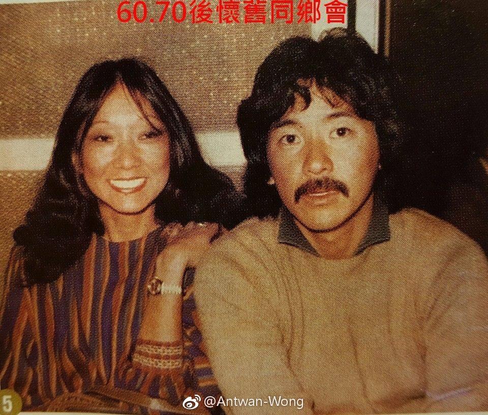 『岁月留声』林子祥前妻吴正元,也是歌手林德信的妈妈图片