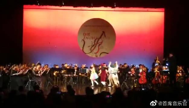 魔笛的声音!宁波少年首演莫扎特德语歌剧,少年们真的很优秀啊~