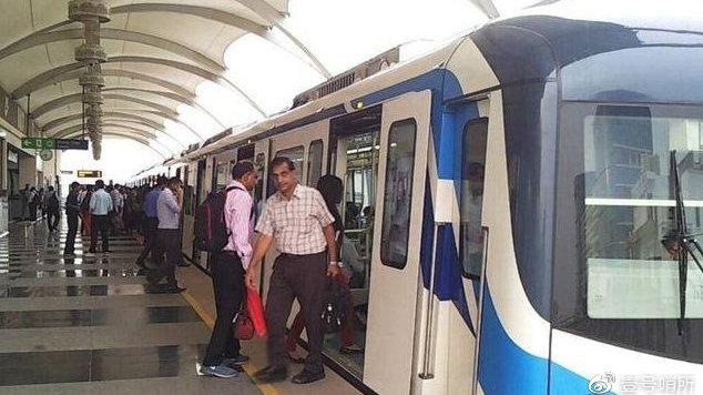 耗资1450亿卢比,印度地铁建成仅6年便破产,或因竞争不过摩托车