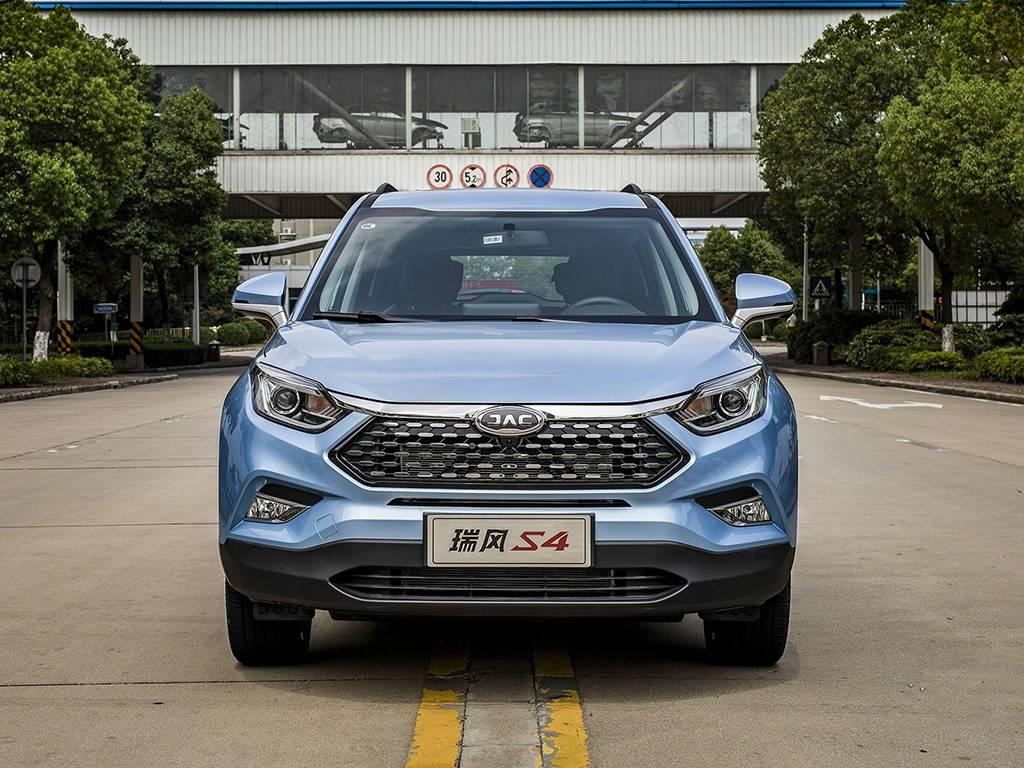 新款江淮瑞风S4官图发布,配置升级,满足国六排放标准