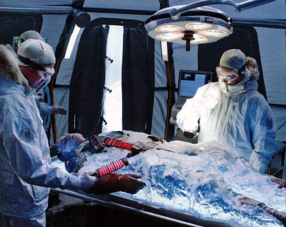 人体冷冻技术_科学家成功复活4万年前的冰冻线虫,人体冷冻技术将要成真?