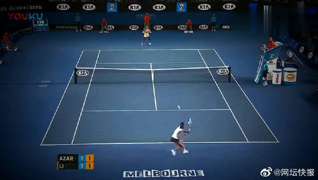 经典回顾澳大利亚网球公开赛,女单决赛李娜真的很强