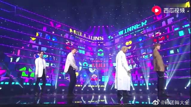 歌曲《MILLIONS》最新打歌舞,粉丝瞬间沦陷了。