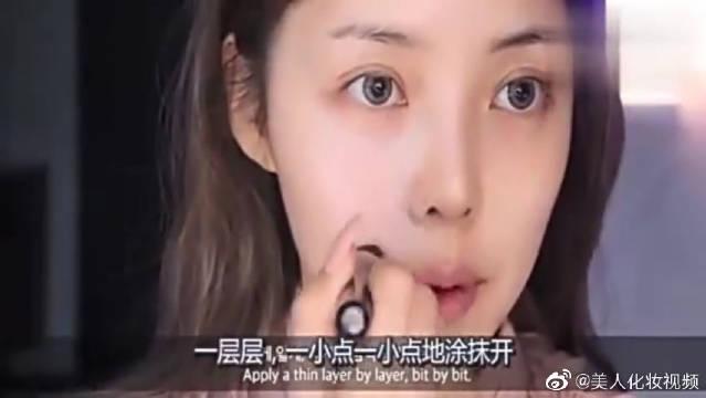 妆前乳你用对了吗?pony亲自演示给你看,化妆也是一门技术!