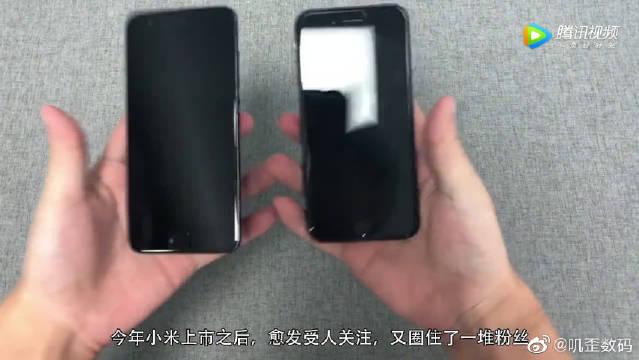 A10的iPhone 7能否战胜骁龙835的小米6?看了一眼,算了算了!