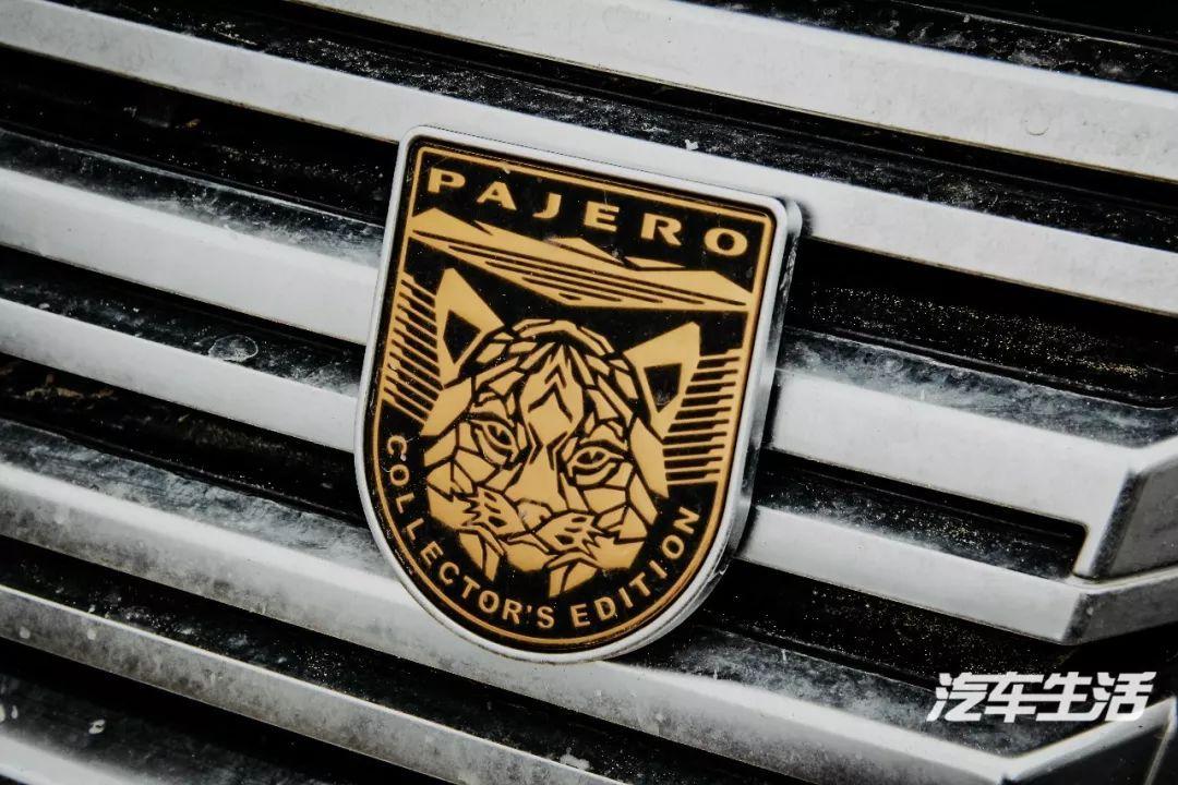 我是山猫,我就是帕杰罗丨西北试驾