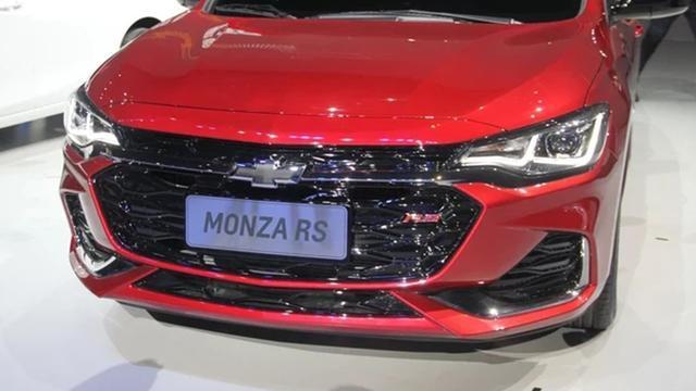 新紧凑车!雪佛兰Monza或定名科鲁泽