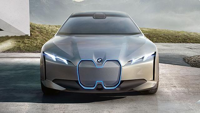 BMW i4现身 后年上市 能否成为宝马对抗特斯拉的杀手锏?