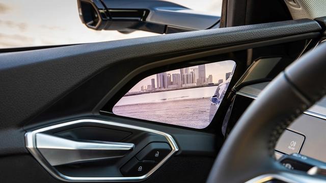 上用将在新款e-tronv位置suv奥迪摄像头取代位置后视镜比亚迪l3传统流量计空气图片