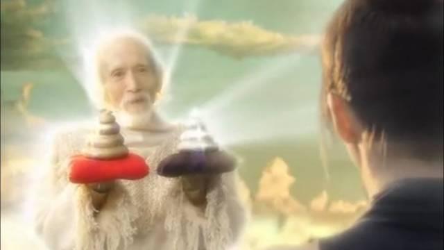 便秘女孩上厕所时,上帝突然出现,问她要拉金的还是银的!