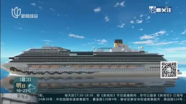中国船舶工业开启新时代  首艘国产大型邮轮开工建造