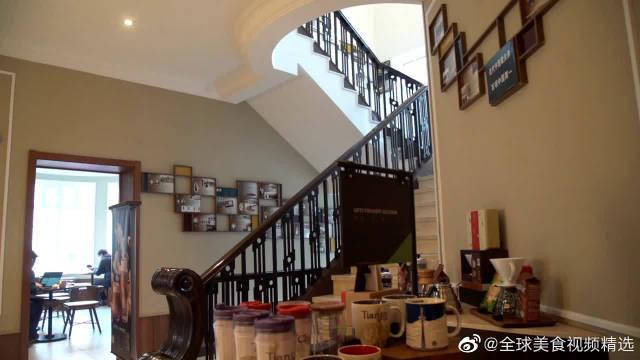 但丁广场旁,津城最文艺的星巴克,全球最值得打卡的网红门店之一!