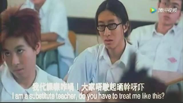 女神李嘉欣和陈浩南经典的一部电影,真是太美了