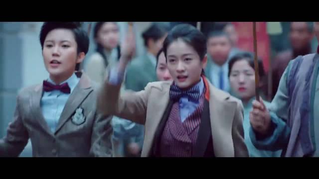 黄子韬张雪迎化身冰山女主,打戏超酷炫~