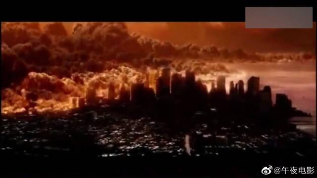 太阳耀斑:当太阳耀斑波及到地球上,恐怖风暴摧毁所有