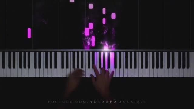 特效钢琴:李斯特《爱之梦 (Liebestraum No.3) 》