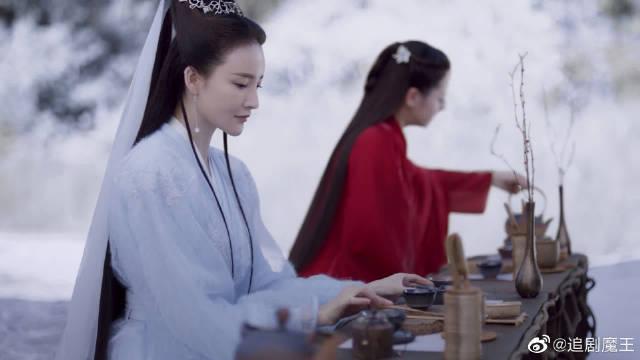 不听话就判你输!凤九姬蘅斗茶,帝君任性评判