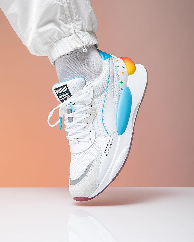 「电子游戏」联名球鞋又来了!这次 99% 的人都听说过