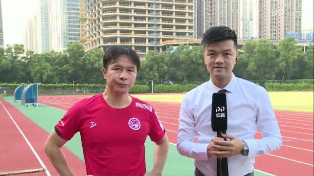 中国足协青训部总监彭伟国谈到国足的抽签结果