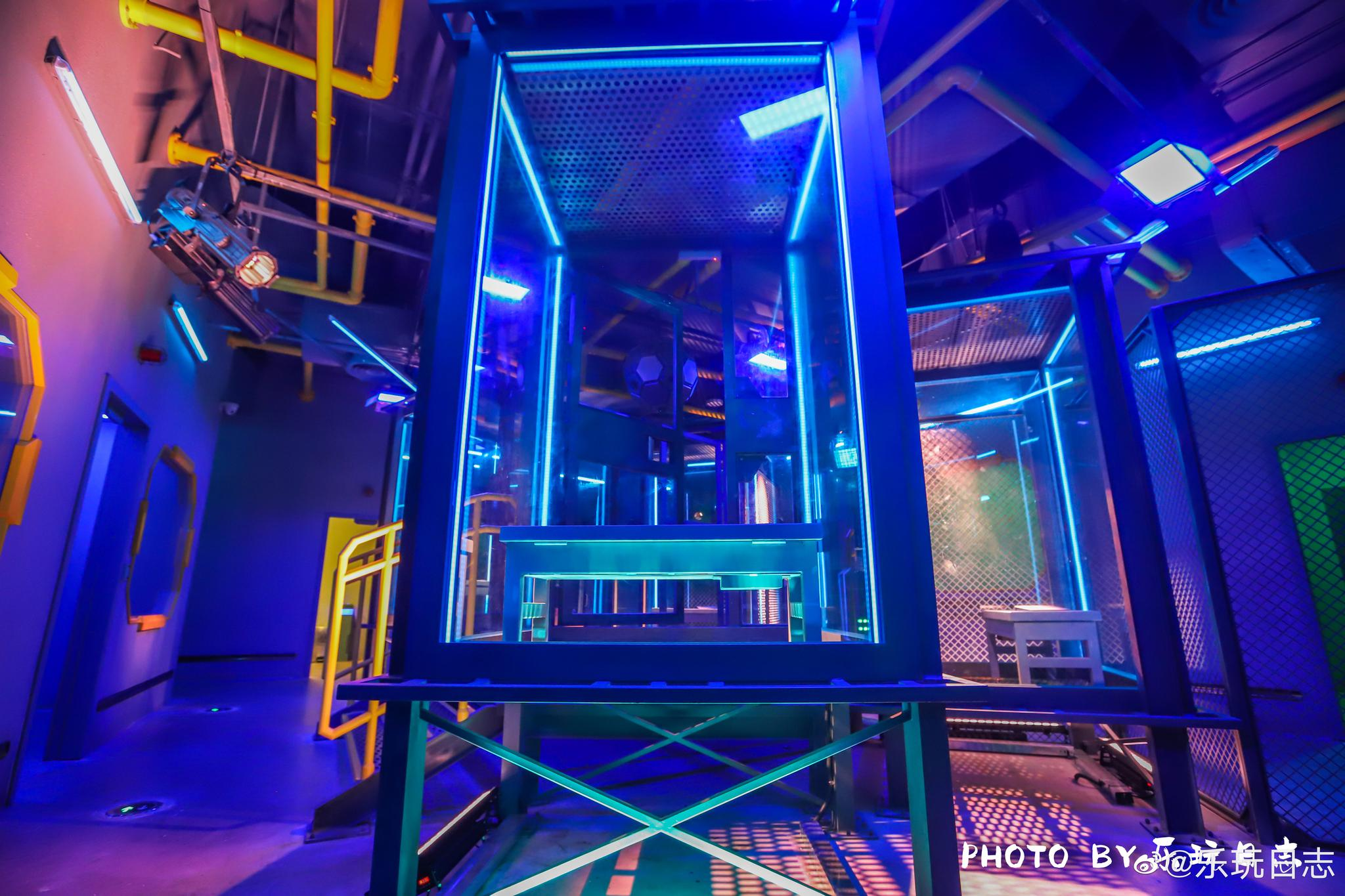 狮门娱乐天地是广东省内首个国际电影主题乐园