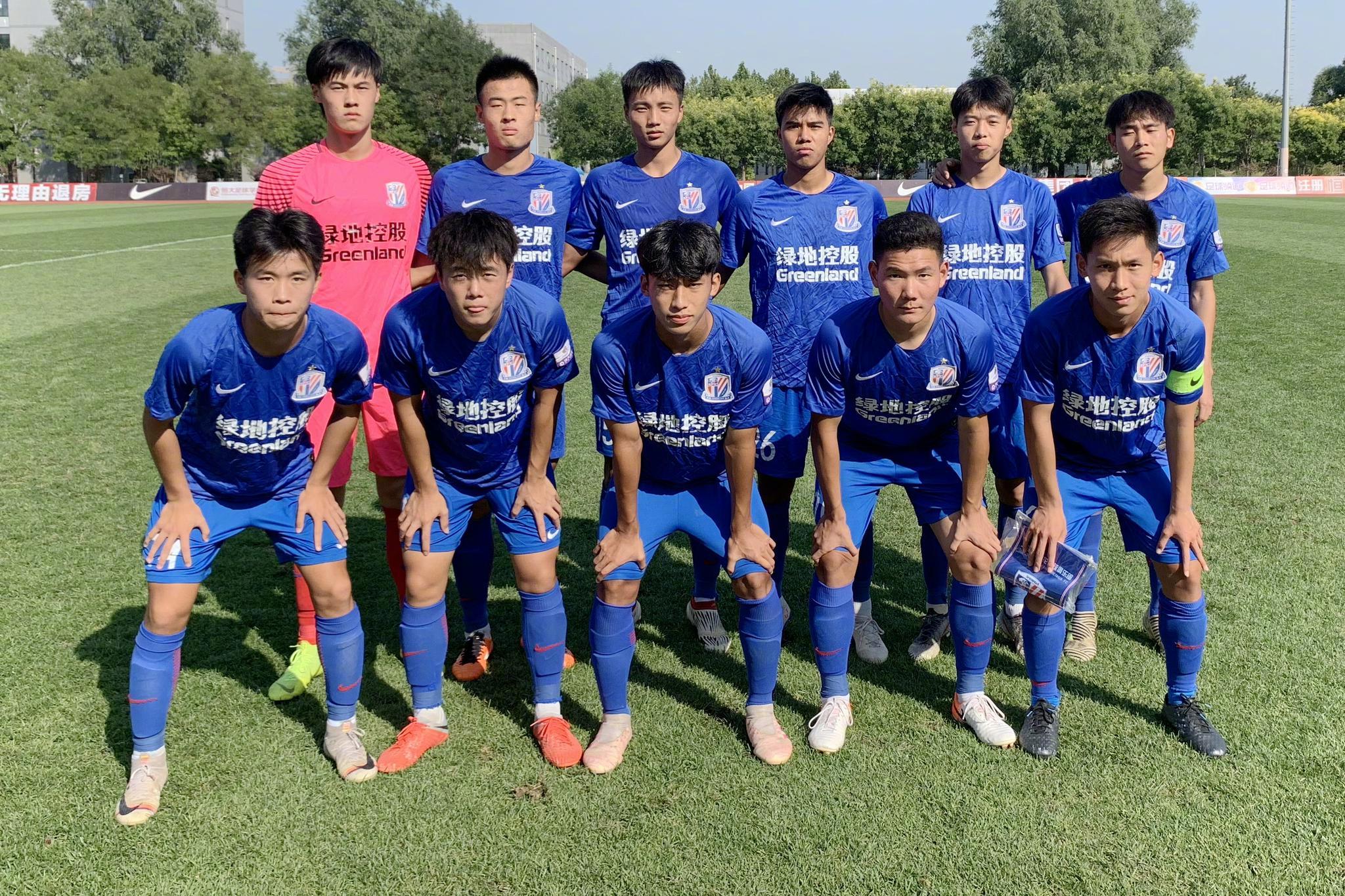 北京时间9月16日15:00,2019全国青超联赛U19(A组)第29轮