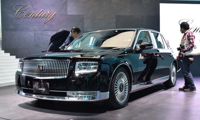 丰田打造的日本版劳斯莱斯,比雷克萨斯更奢华,有钱都不一定能买