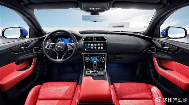 捷豹XEL上新,这大概是最便宜的豪华品牌后驱车了