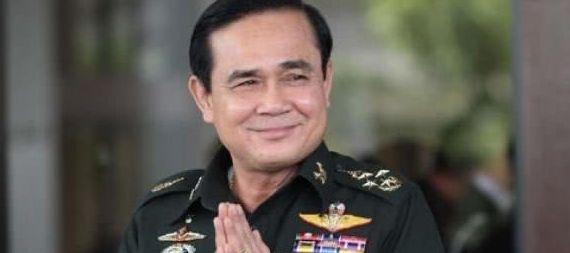 现如今,泰国的军官地位有多高?到了可以发动军事政变的地步