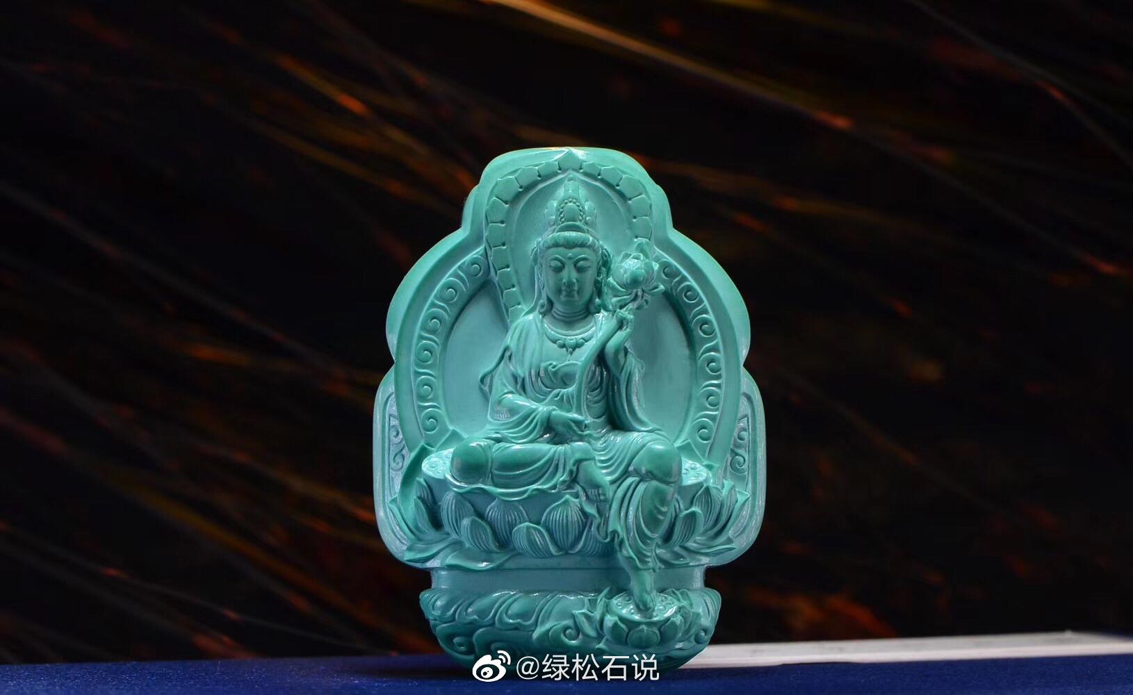 虔诚和神圣的代表——藏传佛像玉雕艺术