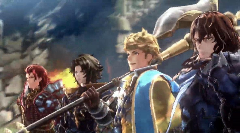 PS4《碧蓝幻想Relink》公开最新宣传片,四骑士参战