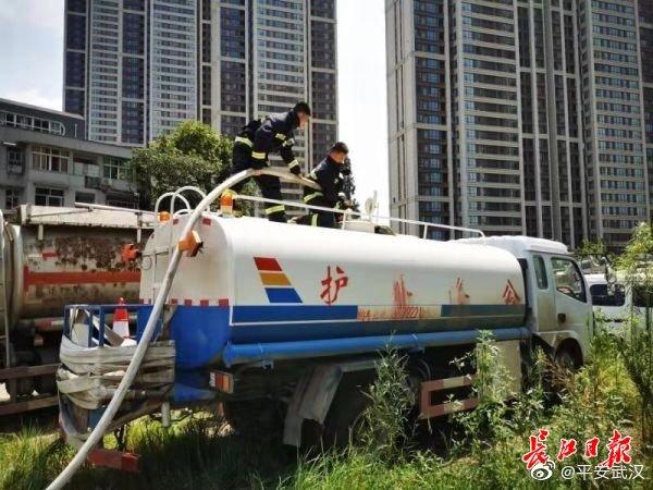 武汉警方严打严查成品油市场,8月以来查处11起涉成品油案