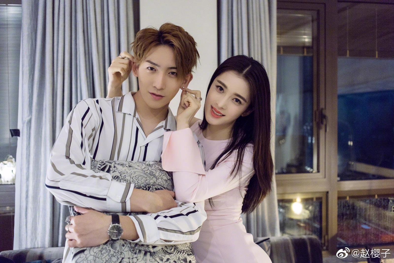 满足你们的心愿,皮皮未和毕东@黄宏轩Xuan 终于在一起了