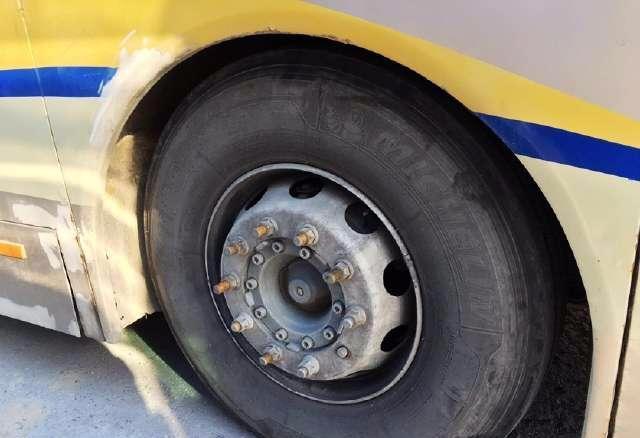 行驶超310万公里,退役的斯堪尼亚双层豪华客车实拍,国内仅一辆