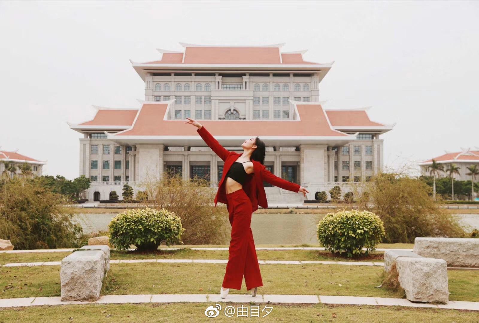 XMU舞者祝母校98岁生日快乐@厦门大学