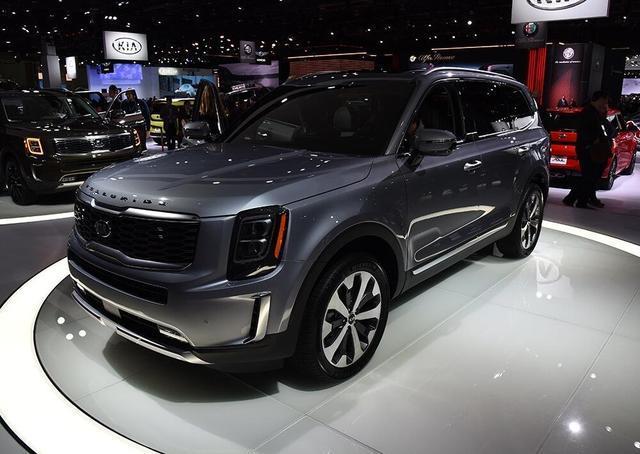 20万的价格,8座SUV还是3.8L 发6发动机,这款SUV你期待吗?