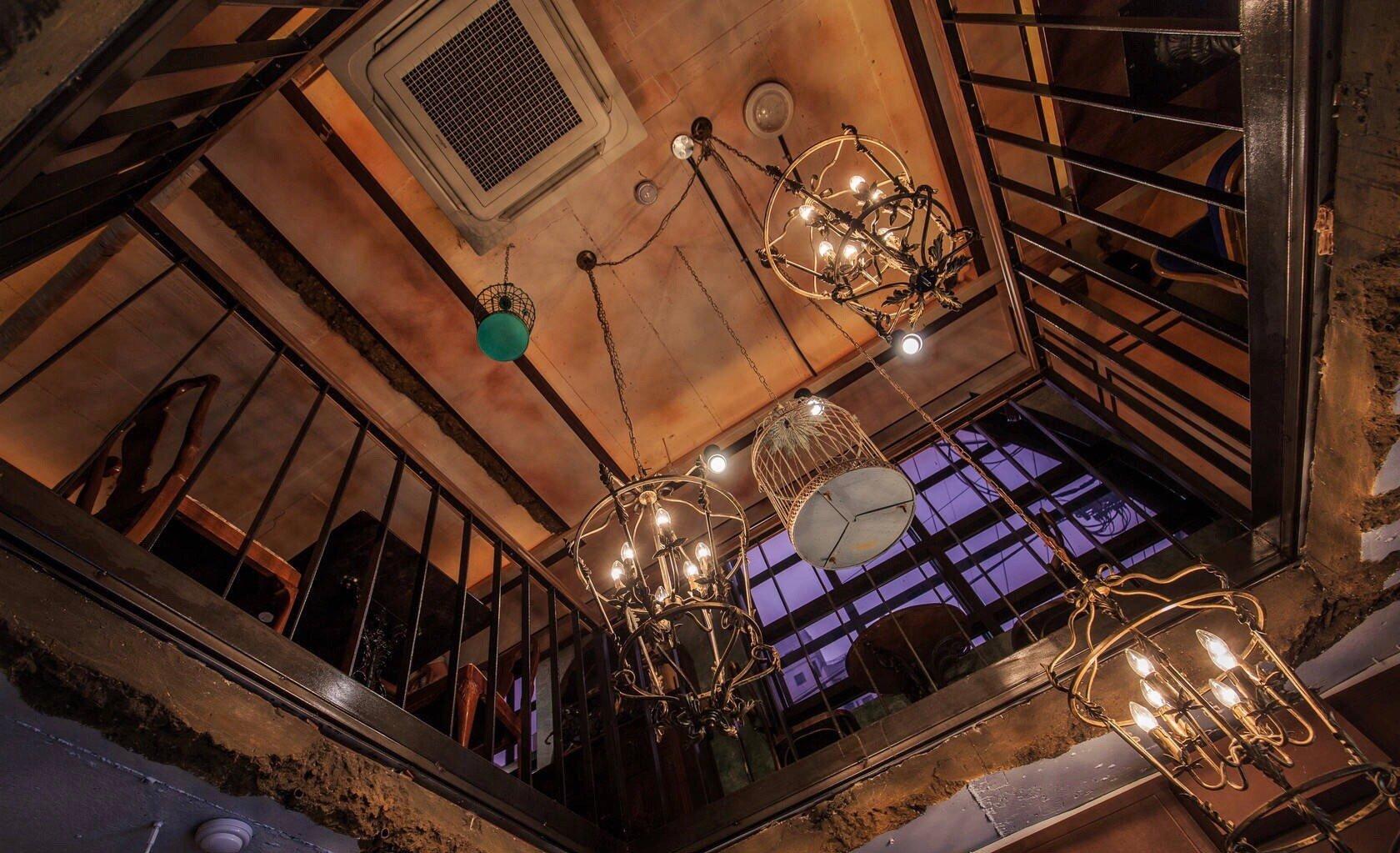 首尔弘大附近有一家以哈利波特电影为蓝本的博物馆级咖啡店