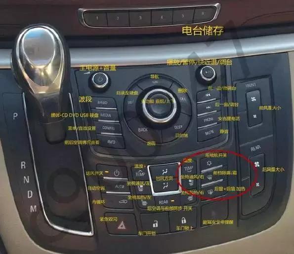 注意啦,开车时这四个按键不能动,容易出大事!