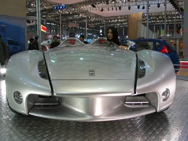 前方高能遮好双眼 10年前的自主品牌概念车能看吗?