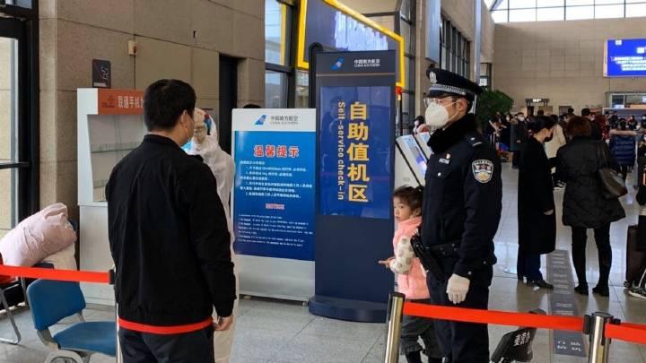南阳机场警方进一步筑牢旅客出行安全防线